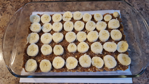 Crust-banana